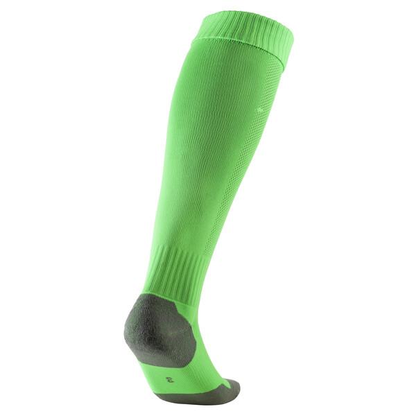 Fußball Striker Socken, fluro green, large