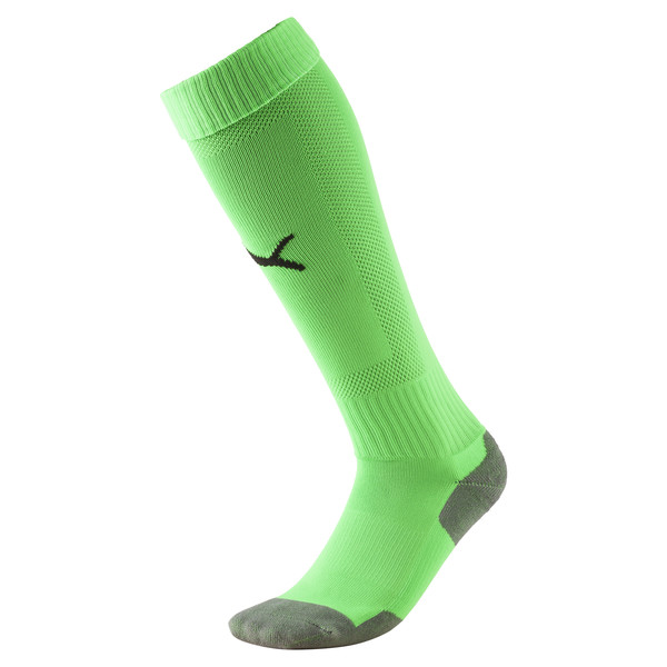 Chaussettes de foot Striker, fluro green, large