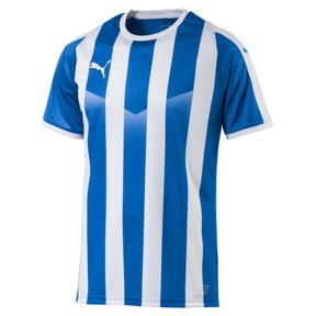 Liga Men's Striped Football Jersey
