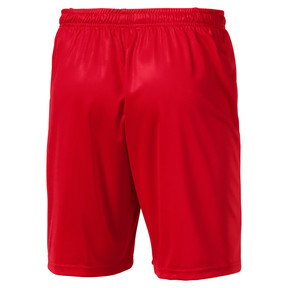 Thumbnail 5 of Liga Core Men's Football Shorts, Puma Red-Puma White, medium