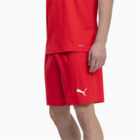 Thumbnail 1 of Liga Core Men's Football Shorts, Puma Red-Puma White, medium