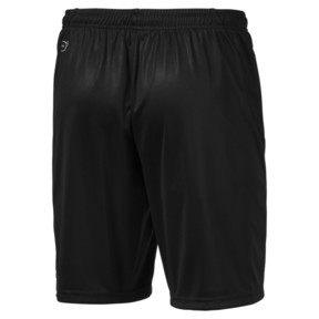 Thumbnail 5 of Liga Core Men's Football Shorts, Puma Black-Puma White, medium