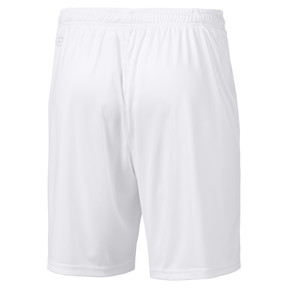 Thumbnail 5 of Short Football LIGA Core pour homme, Puma White-Puma Black, medium