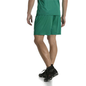 Thumbnail 3 of Liga Core Men's Football Shorts, Pepper Green-Puma White, medium
