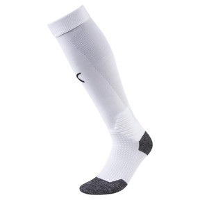 Thumbnail 1 of Chaussettes Football LIGA pour homme, Puma White-Puma Black, medium