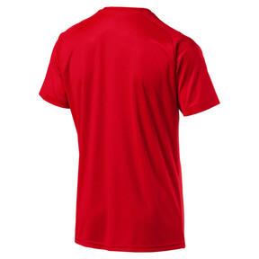 Thumbnail 5 of Liga Core Men's Football Jersey, Puma Red-Puma White, medium