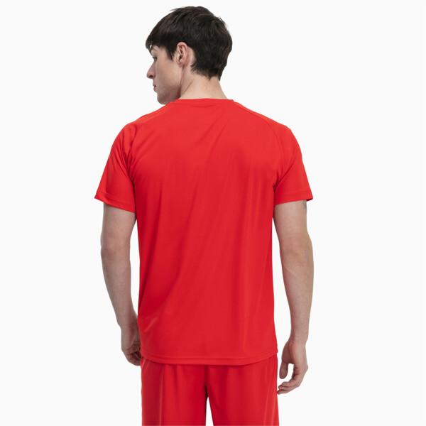 Liga Core Men's Football Jersey, Puma Red-Puma White, large