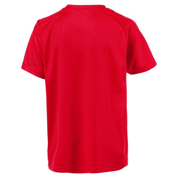 Liga Core Junior Football Jersey, Puma Red-Puma White, large