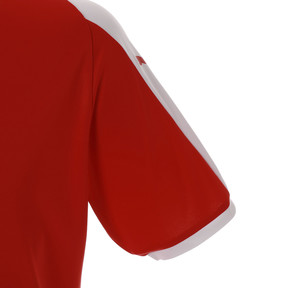 Thumbnail 7 of LIGA ゲームシャツ, Puma Red-Puma White, medium-JPN