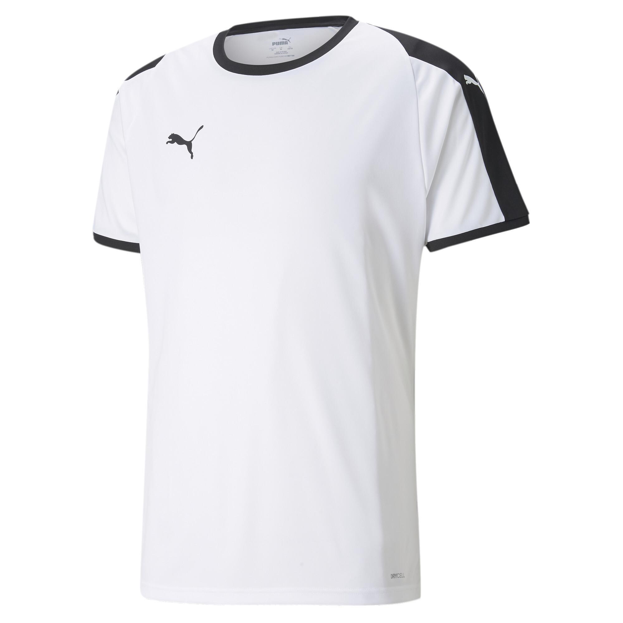 【プーマ公式通販】 プーマ LIGA ゲームシャツ メンズ Puma White-Puma Black |PUMA.com