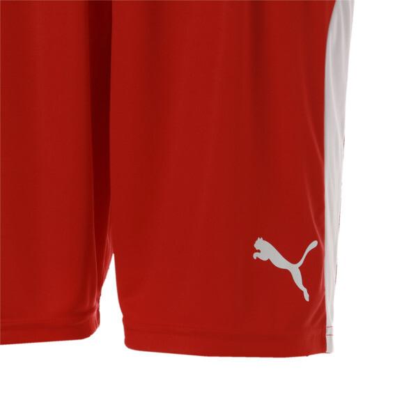 LIGA ゲームパンツ, Puma Red-Puma White, large-JPN