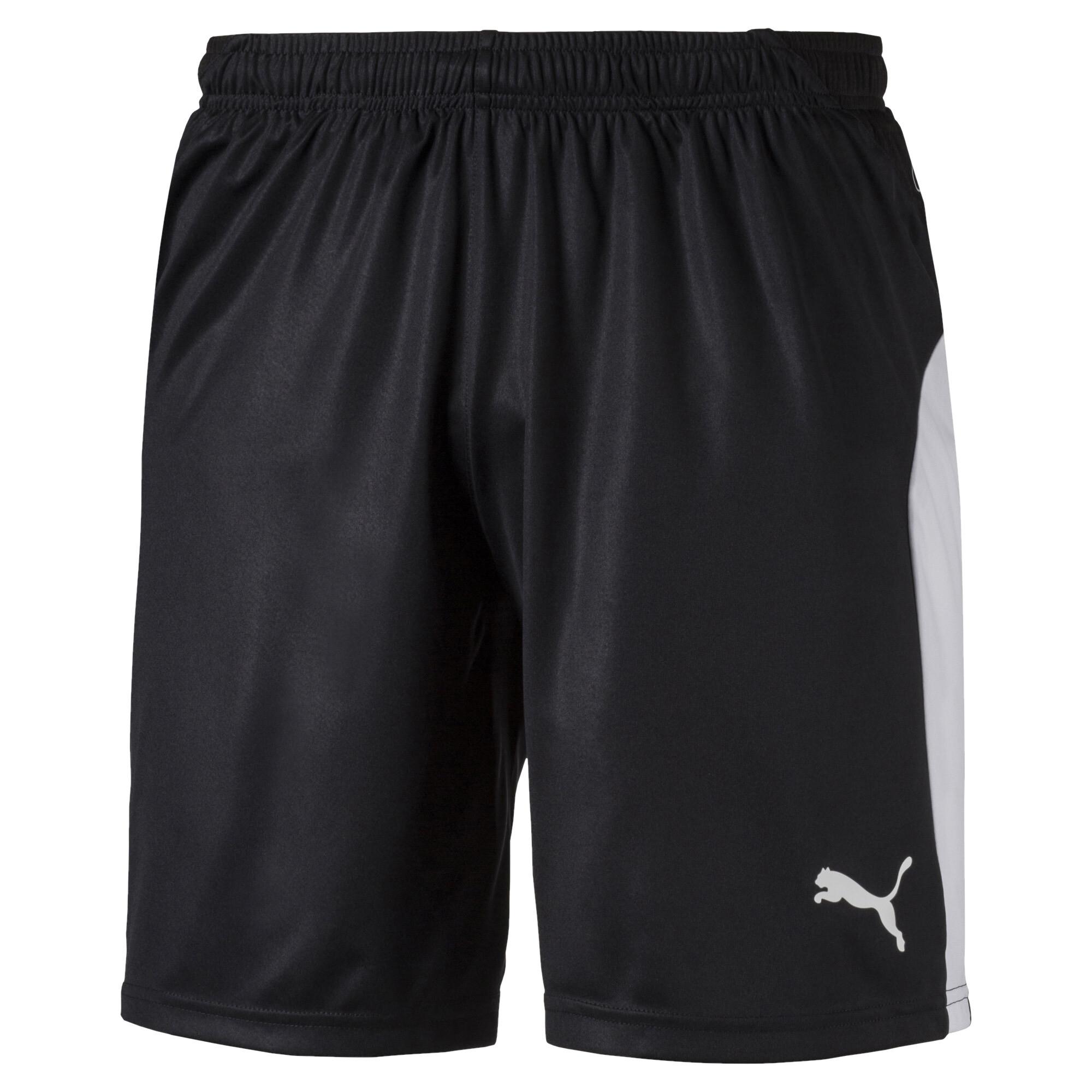 【プーマ公式通販】 プーマ LIGA ゲームパンツ メンズ Puma Black-Puma White |PUMA.com