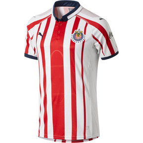 Chivas Home Authentic Men's Jersey