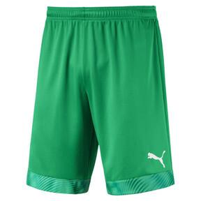 Thumbnail 1 of CUP Men's Football Shorts, Bright Green-Prism Violet, medium