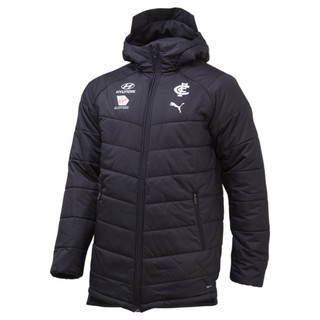 Image PUMA Carlton Football Club 2020 Coaches Jacket