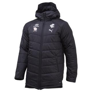 Image PUMA Carlton Football Club 2020 Coaches Jacket