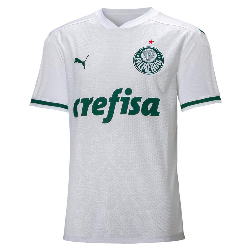 Recuerdo Operación posible Desarmamiento  Camisa Palmeiras II Masculina | Branco | PUMA