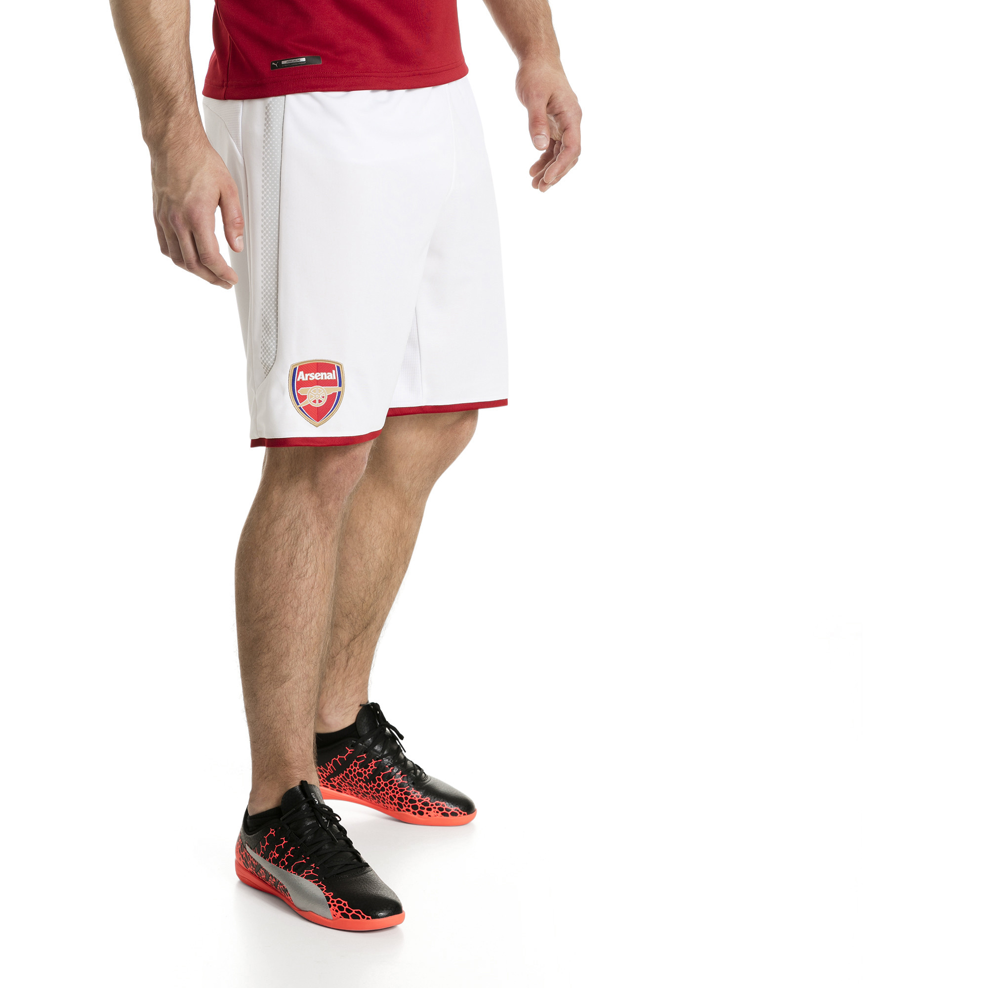 Image Puma Arsenal Replica Shorts #2