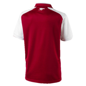 Thumbnail 2 of AFC Home Kids' Replica Jersey, Chili Pepper-Puma White, medium