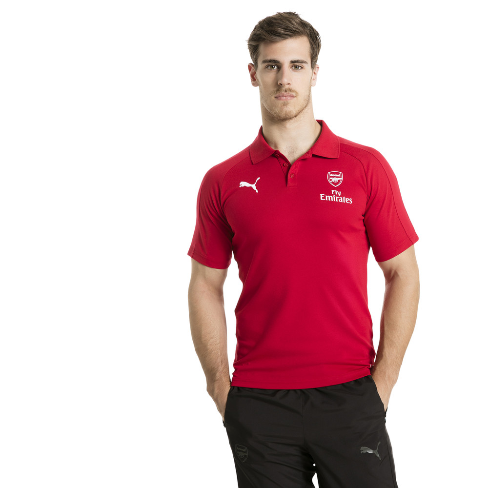Görüntü Puma Arsenal Casuals Performance Polo #2