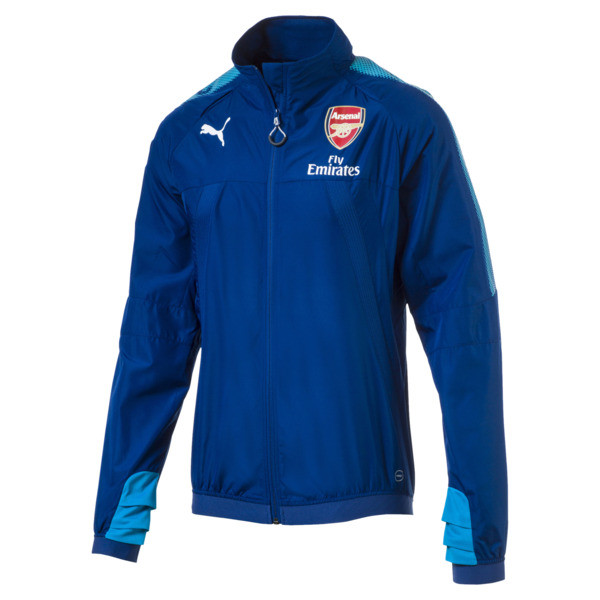 83d037664d AFC Men's Vent Thermo-R Stadium Jacket