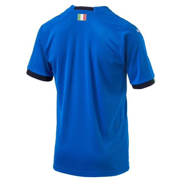 FIGC ITALIA HOME SHIRT REPLICA, Team Power Blue-Peacoat, large-JPN