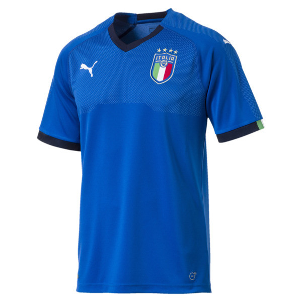 Maillot Domicile Replica Italia, Team Power Blue-Peacoat, large