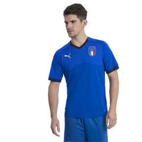 Thumbnail 1 of Maillot Domicile Replica Italia, Team Power Blue-Peacoat, medium