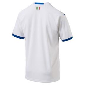 Thumbnail 5 of FIGC ITALIA アウェイ レプリカ SSシャツ, Puma White-Team Power Blue, medium-JPN