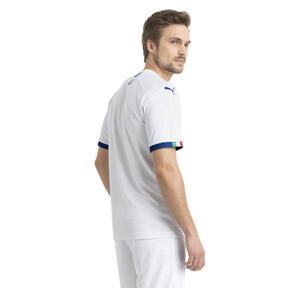 Thumbnail 2 of FIGC ITALIA アウェイ レプリカ SSシャツ, Puma White-Team Power Blue, medium-JPN