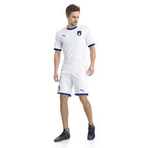 Thumbnail 3 of FIGC ITALIA アウェイ レプリカ SSシャツ, Puma White-Team Power Blue, medium-JPN