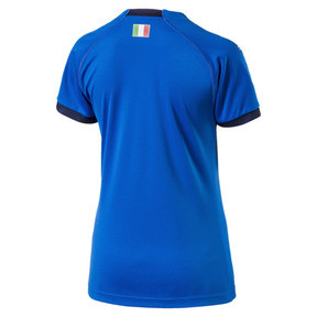 Imagen en miniatura 5 de Camiseta local de mujer Italia Replica, Team Power Blue-Peacoat, mediana