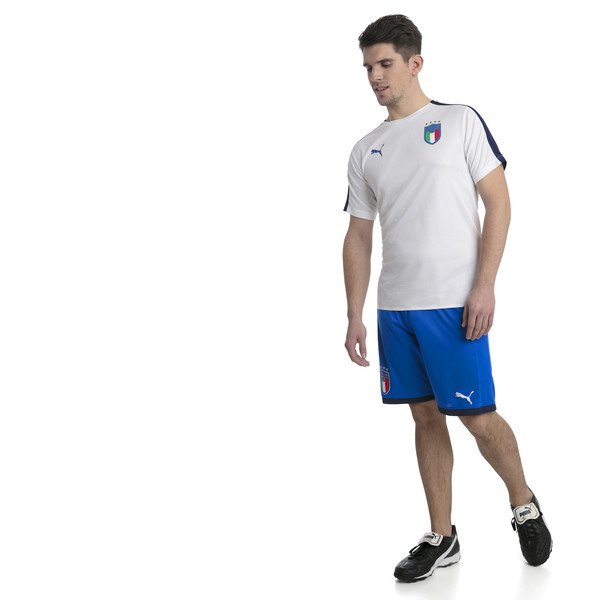 Italia Replica Shorts, Team Power Blue, large