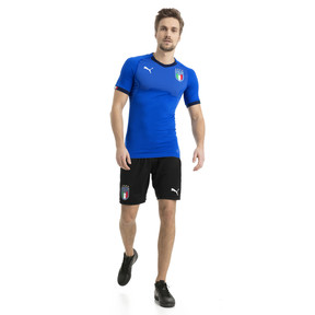 Thumbnail 4 of Italia Replica Shorts, Puma Black, medium