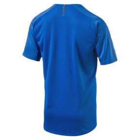 Thumbnail 2 of FIGC ITALIA トレーニングジャージー SS, Team Power Blue-Puma White, medium-JPN