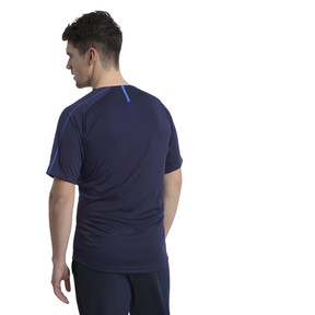 Thumbnail 3 of Italia Training Jersey, Peacoat-Team power blue, medium