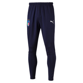 Italia Training Pants Zipped Pockets