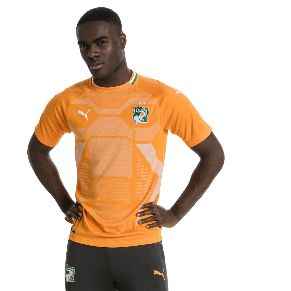 Футболка Ivory Coast Home Shirt Replica PUMA