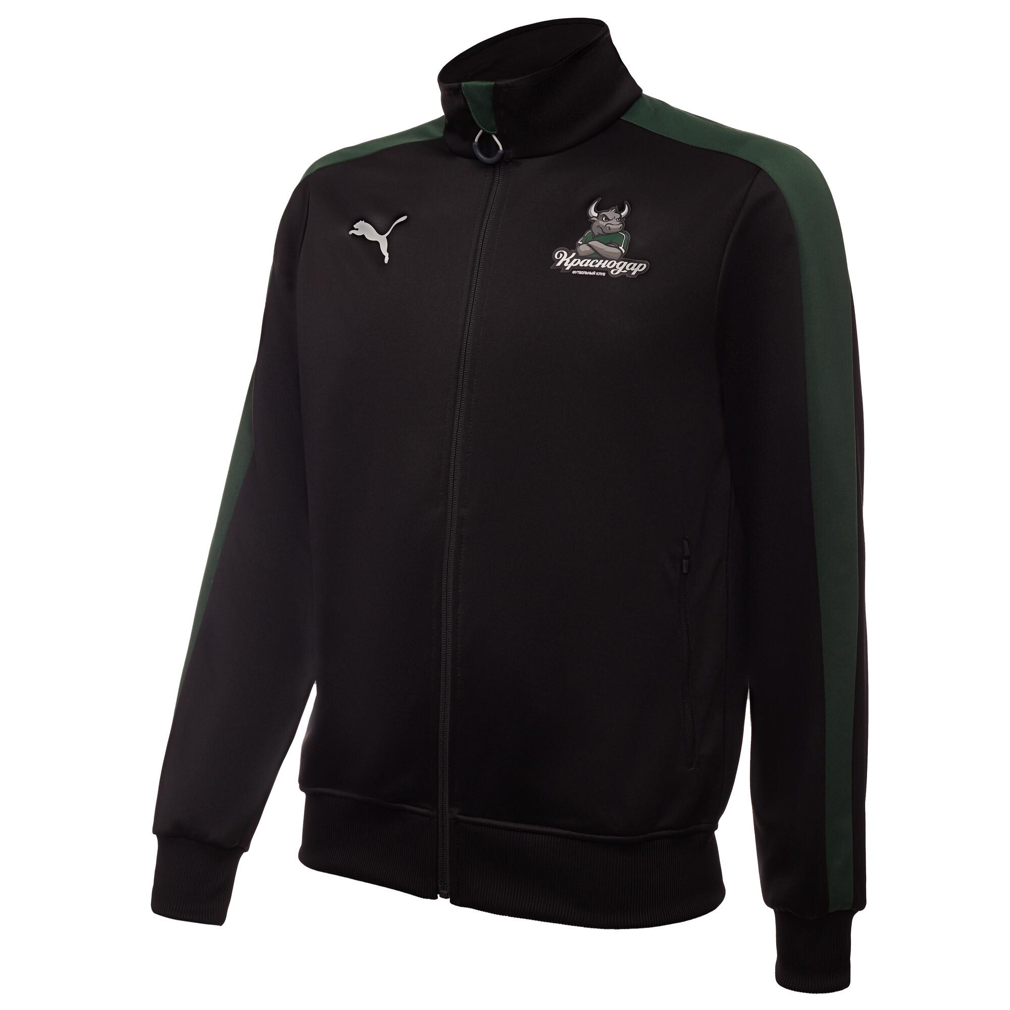 Олимпийка FC Krasnodar PUMA T7 Jacket
