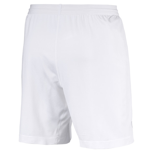Ghana Men's Shorts, Puma White, large