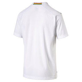Thumbnail 5 of Ghana Men's Away Replica Jersey, Puma White, medium