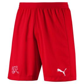 Thumbnail 5 of Schweiz Replica Shorts, Puma Red, medium