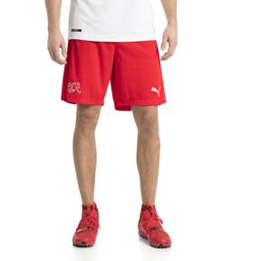 Thumbnail 1 of Schweiz Replica Shorts, Puma Red, medium