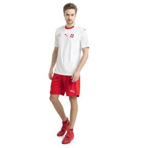 Thumbnail 4 of Schweiz Replica Shorts, Puma Red, medium