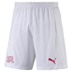 Thumbnail 5 of Schweiz Replica Shorts, Puma White, medium