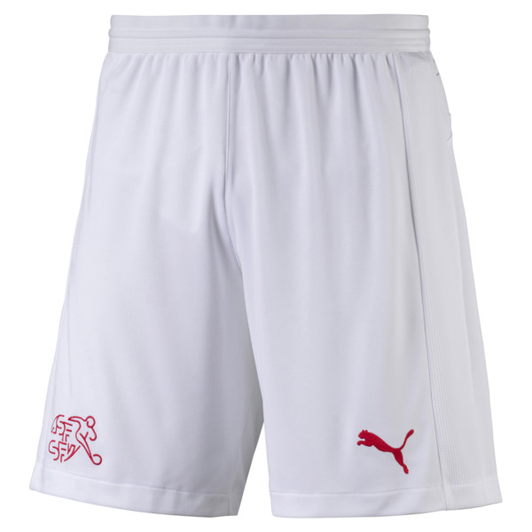 Short Replica Suisse, Puma White, large