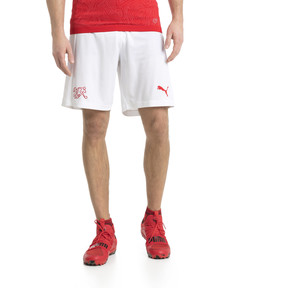 Thumbnail 1 of Schweiz Replica Shorts, Puma White, medium