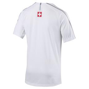 Thumbnail 2 of Schweiz Trainingstrikot, Puma White, medium