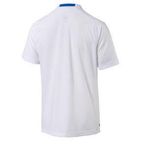 Thumbnail 3 of Czech Republic Men's Away Replica Jersey, Puma White-Puma Royal, medium