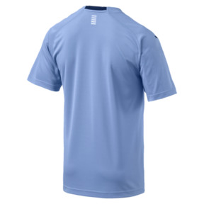 Thumbnail 5 of Uruguay Home Replica Jersey, Silver Lake Blue-Puma Black, medium